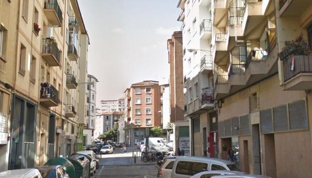 Dos niños atropellados en Pamplona en diferentes accidentes Google Maps