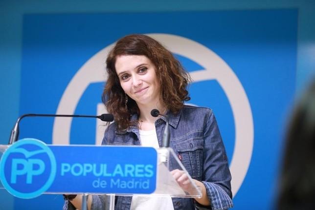 Martínez-Almeida, candidato del PP al Ayuntamiento de Madrid PP