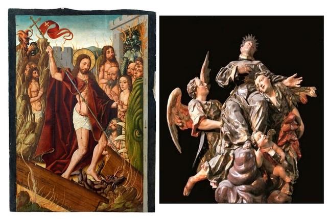 La Diócesis de Palencia aportará siete obras a Angeli