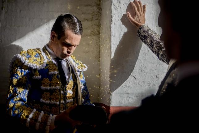 Roca Ruiz, El Juli y Manzanares, en la primera de feria