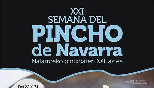 Los semifinalistas de la Semana del Pincho, ya tienen nombre