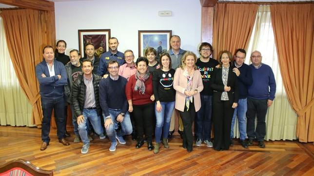 Tarancón recibe el premio 'Embajador Adelante de C-LM'