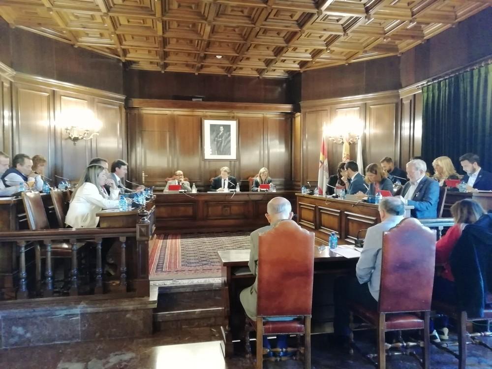 Unanimidad con el proyecto del Palacio de la Audiencia