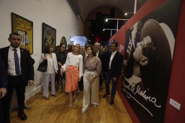 Marsillach ocupa su espacio en Almagro