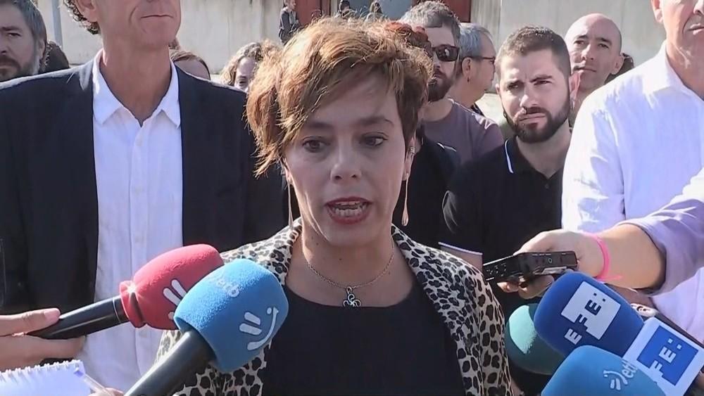 Izko dimitirá como concejala cuando la sentencia sea firme