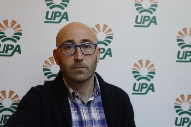 Ramón Sáez, nuevo delegado provincial de Agricultura