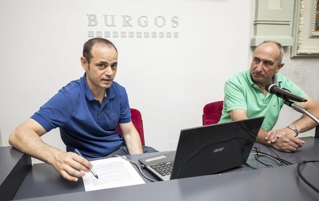Jorge Núñez y Francisco Cebas.