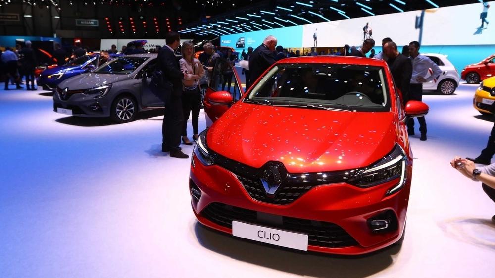 VASA Renault presenta la quinta generación del Clio