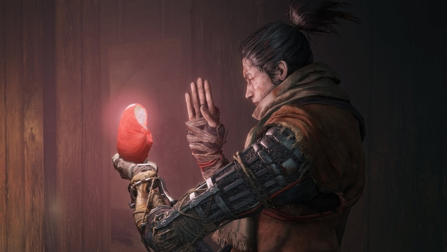 'Sekiro: Shadows Die Twice'