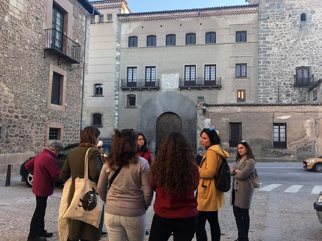 Una visita a la ciudad desde una perspectiva femenina