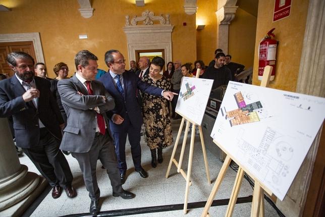Page presenta la Ciudad Administrativa de Ciudad Real Rueda Villaverde