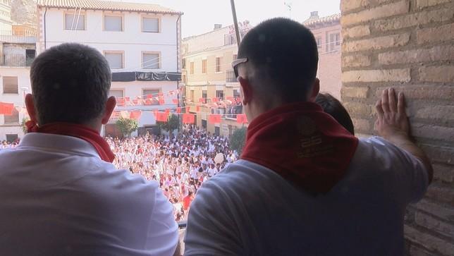 Arguedas inicia 9 días de fiestas en honor a San Esteban