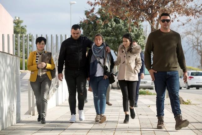 Los padres de Julen ratifican su testimonio Daniel Pérez