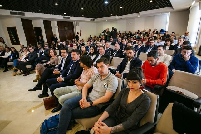 La Junta avanza 4,9 millones en ayudas al emprendimiento Rueda Villaverde