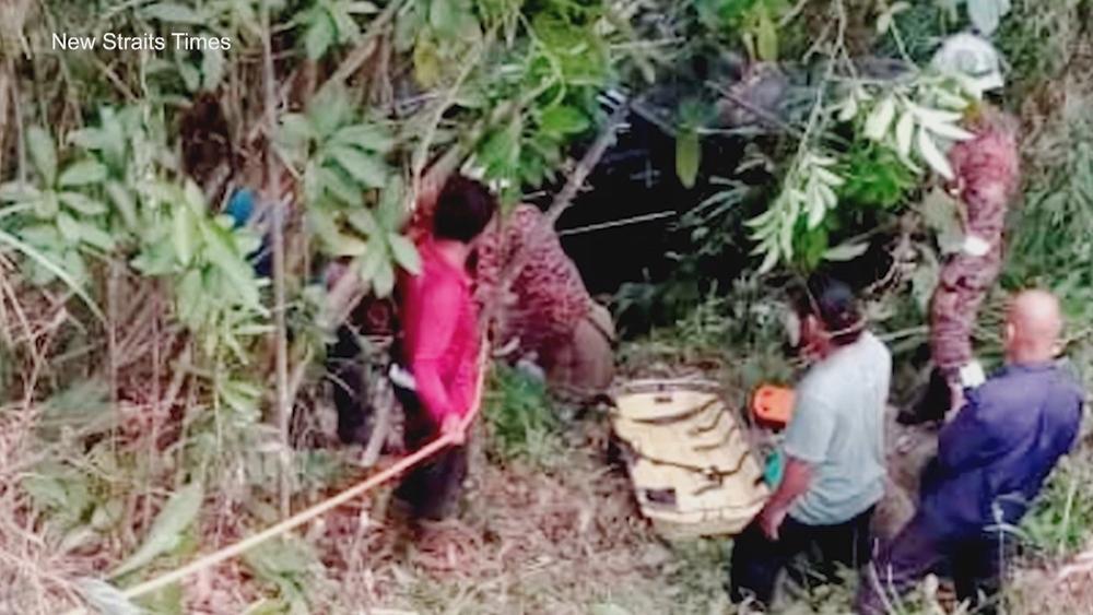 Un pamplonés de 28 años muere tras caer de un 4x4 en Malasia