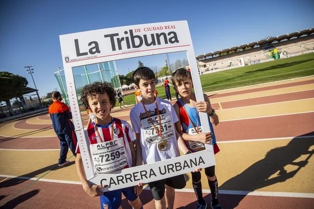 Una fiesta del atletismo popular Pablo Lorente