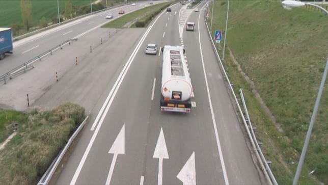 Navarra opina sobre el posible pago simbólico en autovías