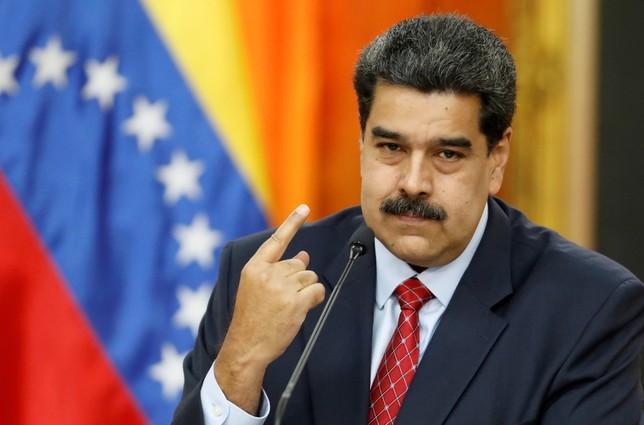 La UE da un ultimátum a Maduro para que convoque elecciones STRINGER