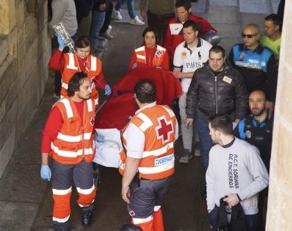 Un soriano de 41 años, cogido de gravedad en Ciudad Rodrigo