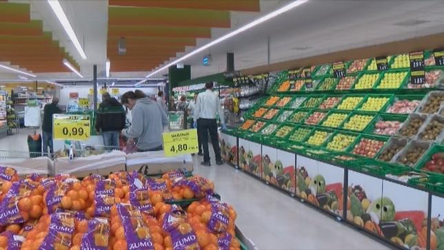 Mercadona compra 18.000 kilos de espárrago navarro