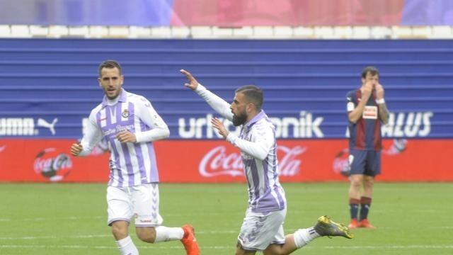 Eibar-Real Valladolid. LaLiga