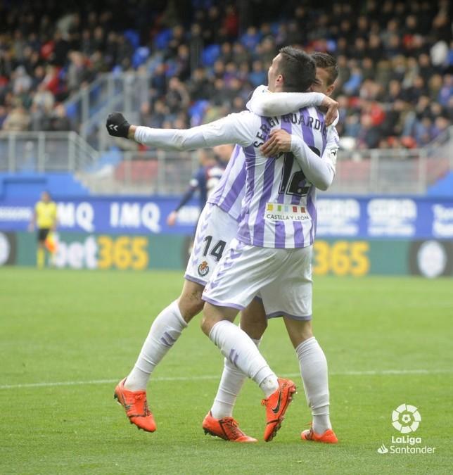 El VAR, Verde y Guardiola obran el milagro en Eibar LaLiga
