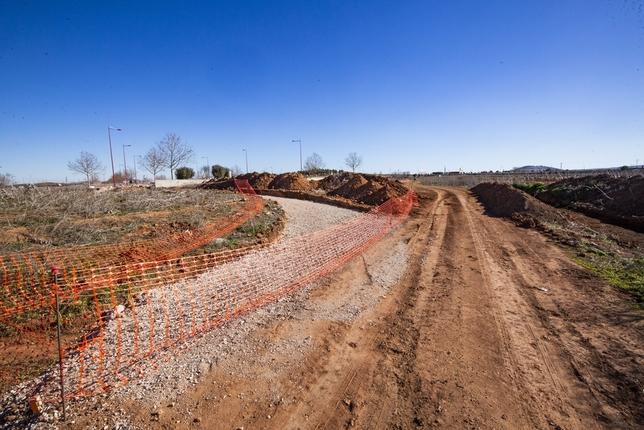 Valdepeñas inicia las obras del vial sur Rueda Villaverde