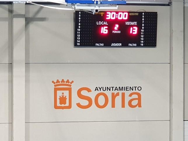 Triunfo del BM Soria frente al líder (16-13)