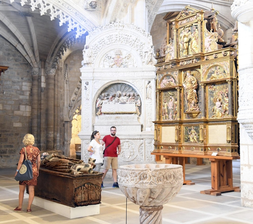 El Museo del Retablo supera los 10.000 visitantes