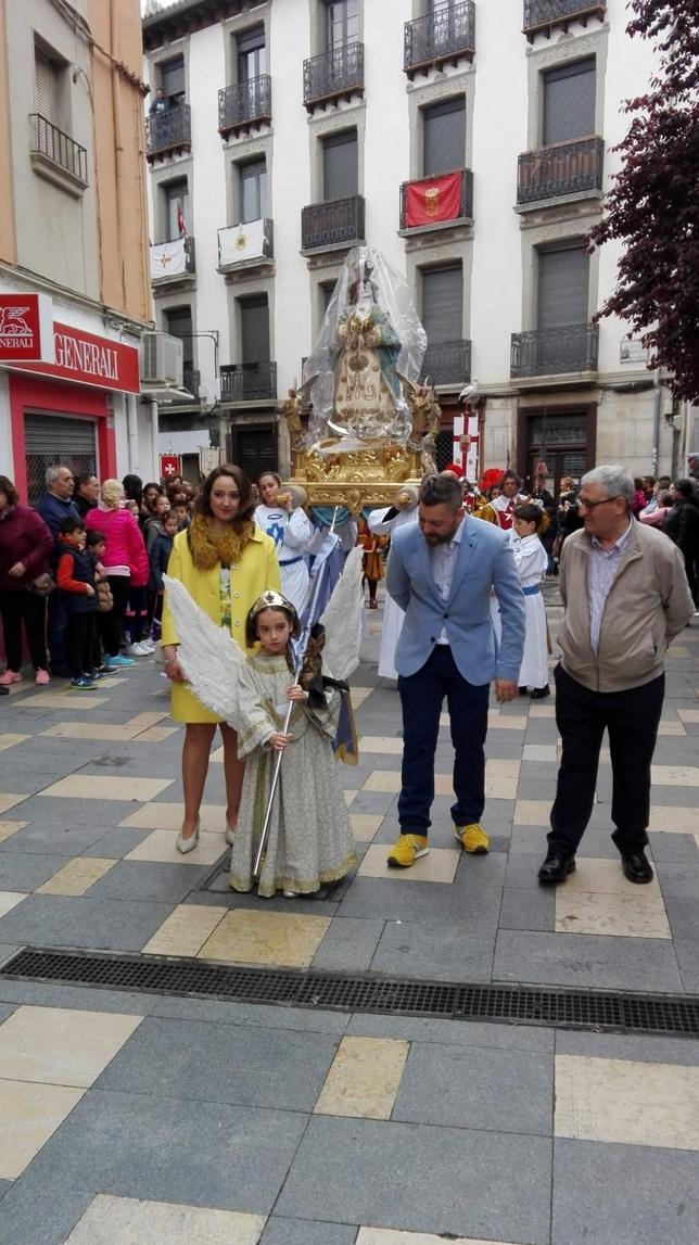 Los tudelanos viven su ancestral Bajada del Ángel NATV