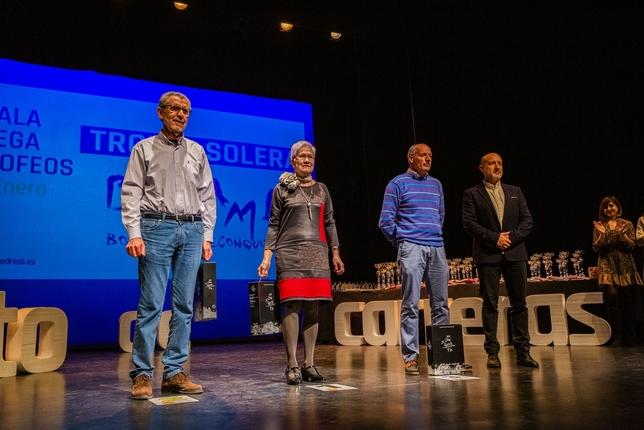 El Circuito de Carreras distingue a los mejores de 2018 Rueda Villaverde