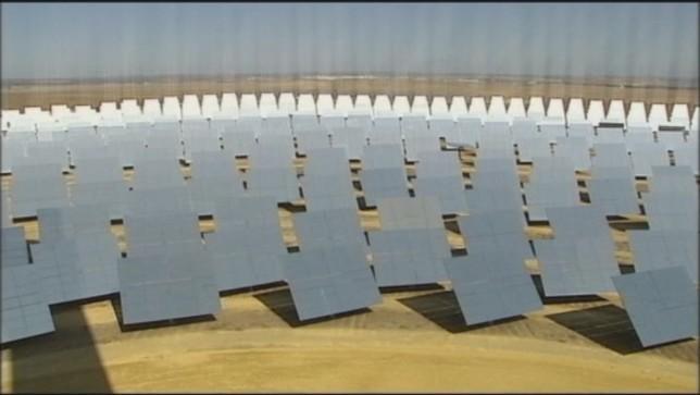 Buscan terrenos para el mayor huerto solar de Segovia
