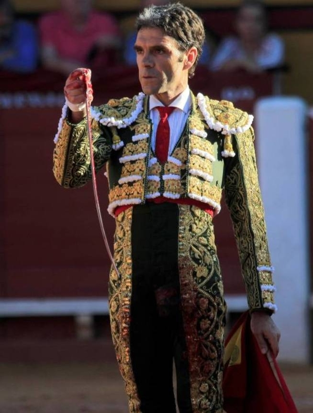 José Tomás toreará el 22 de junio en Granada