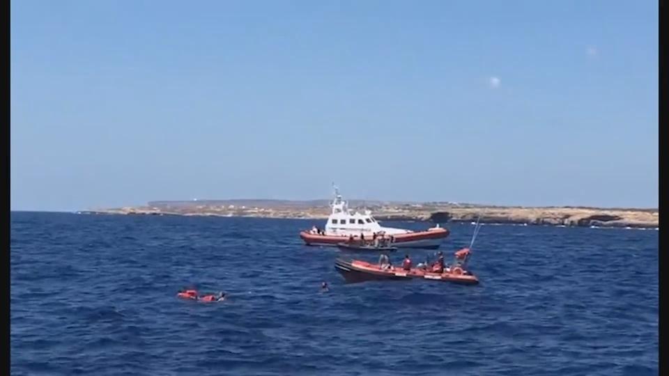 Navarra está dispuesta a acoger migrantes del Open Arms