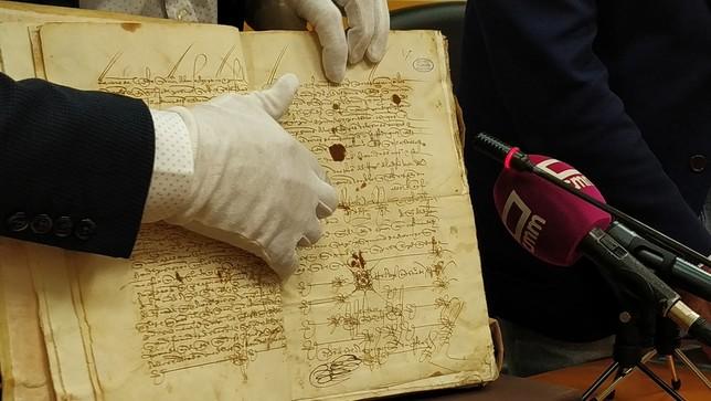 Hallan la primera y única firma de Fernando de Rojas