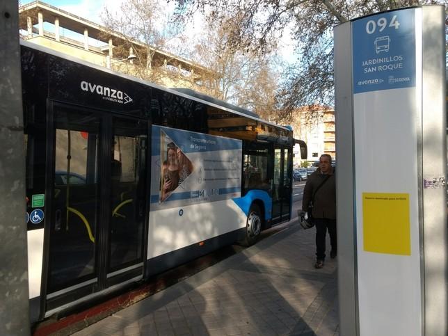 Los autobuses arrancan bajo lupa