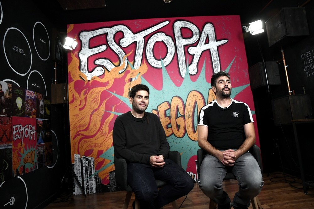 Estopa: 20 años pop, rock y rumba catalana