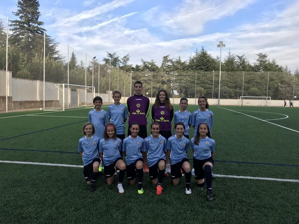El San José femenino debuta en la liga Gonalpi