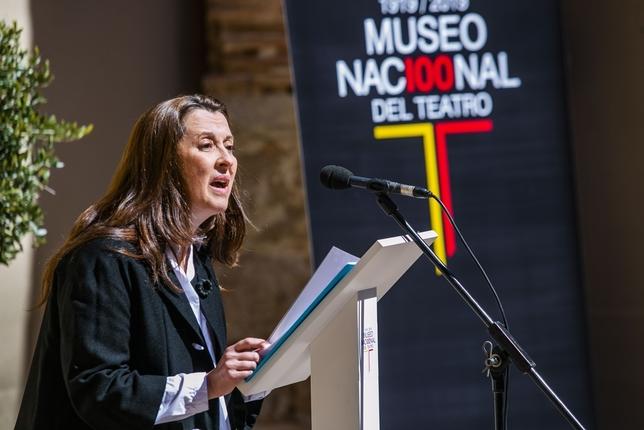 Marsillach, protagonista del centenario del Museo del Teatro Rueda Villaverde