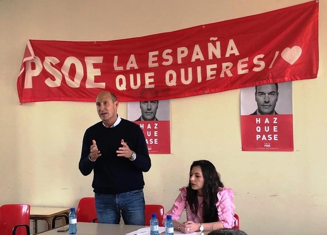 Sahuquillo pide el voto para