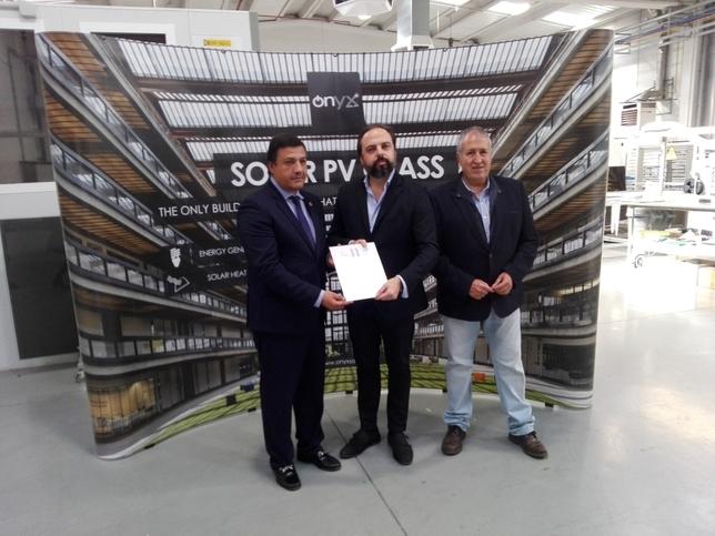 Onyx Solar, premio a mejor actuación en energías renovables