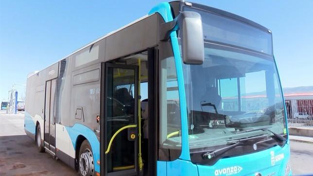 Así son los nuevos autobuses urbanos de Segovia (vídeo)