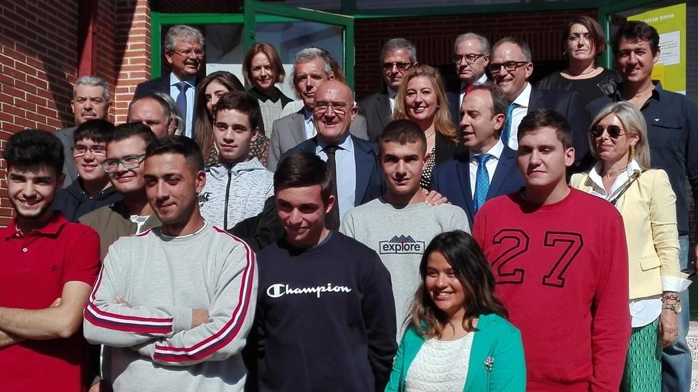 Arranca en Ávila el primer curso de FP Dual en Agricultura