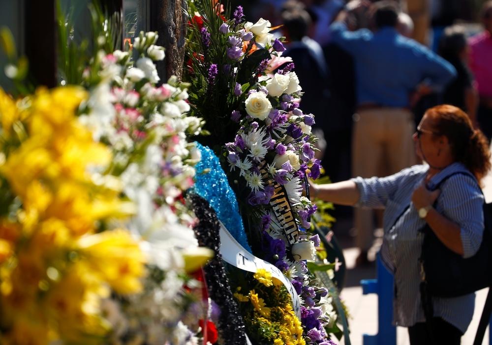 Blanca Fernández Ochoa recibe su último adiós