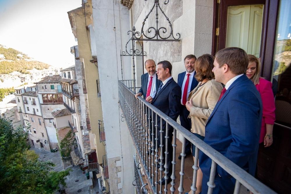 Dolz aplaude el paso adelante en los proyectos para Cuenca