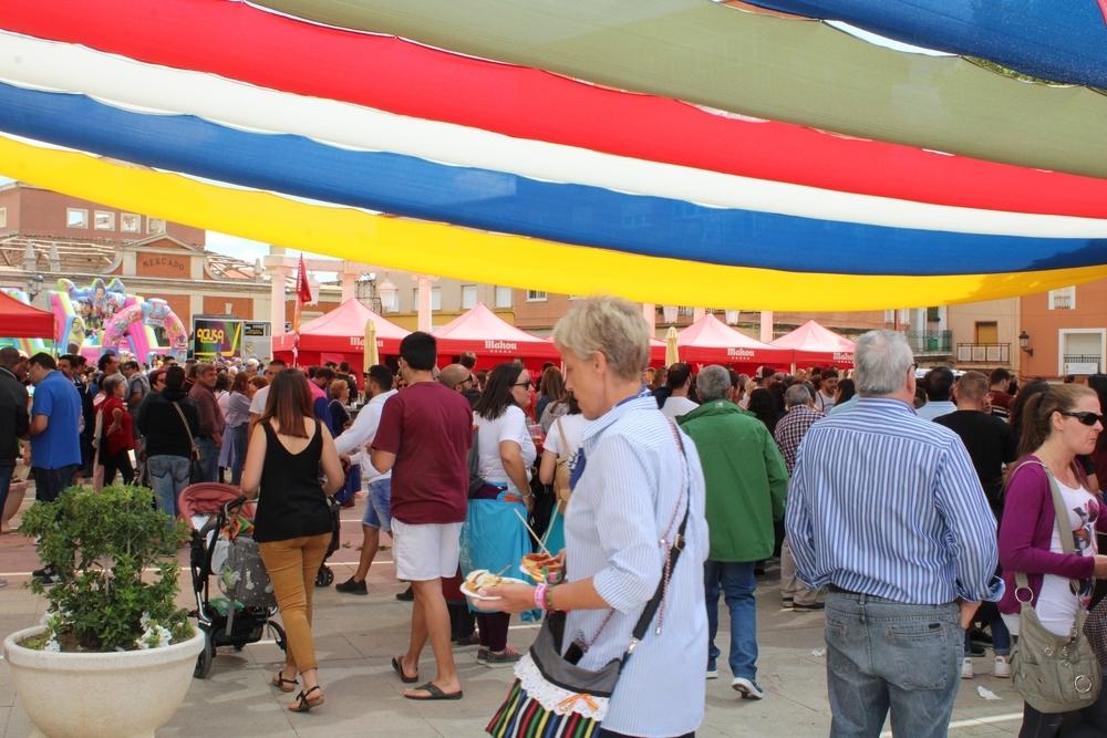 El Mañaneo centra la recta final de las fiestas de Tarancón