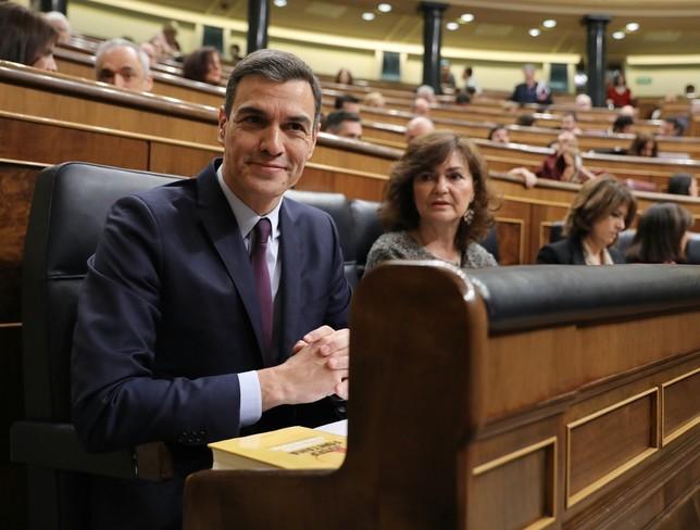 Sánchez busca formar Gobierno antes de verano