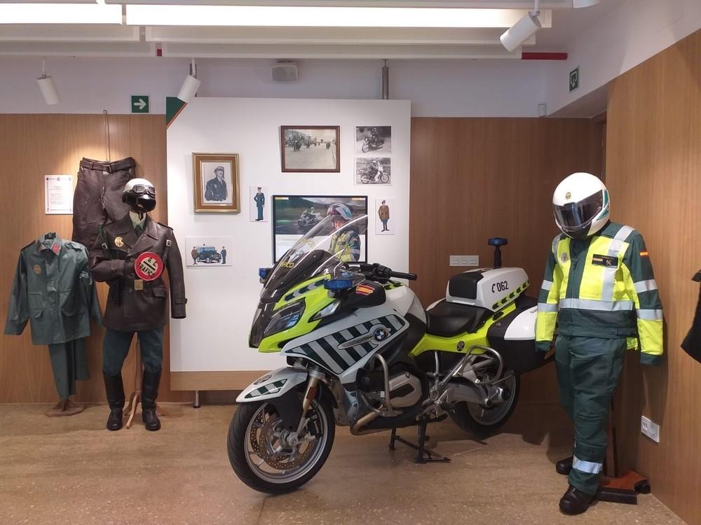 La Guardia Civil de Soria expone sus 175 años de historia