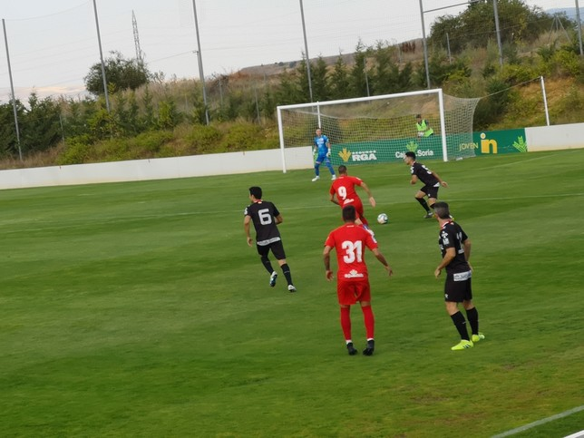 Nacho y Castellano firman la victoria del Numancia (2-1)