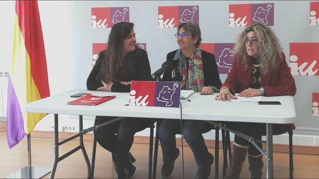 Presentación de la campaña 'Un izquierda para un país que lucha'